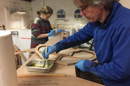 Boat Building Experience With Alan Thorne