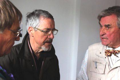 Griff Rhys Jones Visits The Purifier Building