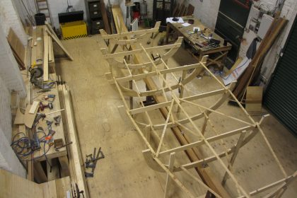 Boatbuilding And Joinery In The Purifier