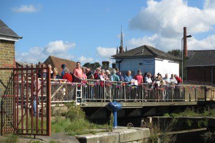 Where is our bridge - Faversham