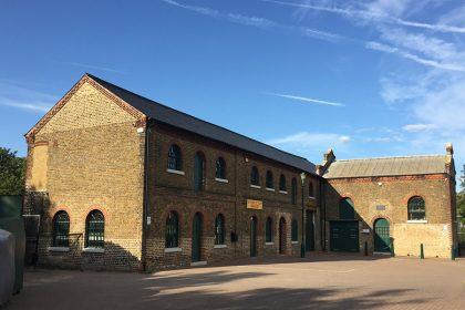 Restoration of the Purifier Building | Faversham Creek